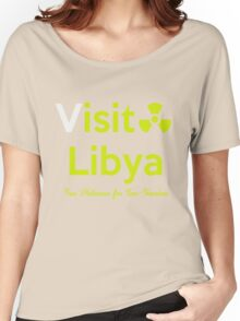Visit Lybia Women's Relaxed Fit T-Shirt
