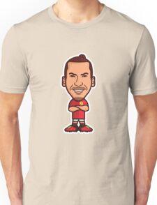 Zlatan Ibrahimovic, Manchester United Unisex T-Shirt