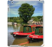 Rosie and Jim iPad Case/Skin