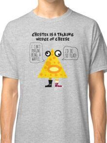 Chester the Cheese Wedge Classic T-Shirt
