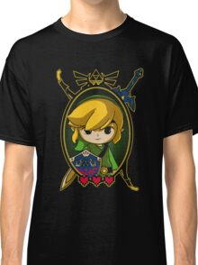 Hero Of Time Portrait  Classic T-Shirt