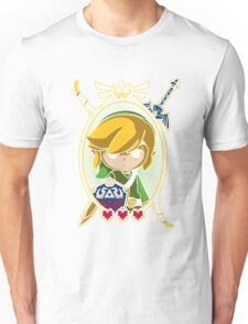 Hero Of Time Portrait  Unisex T-Shirt