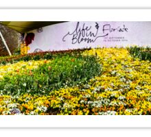 Floriade in bloom Sticker