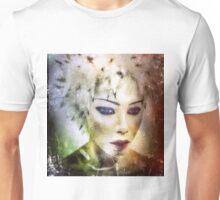 Grunge girl Unisex T-Shirt