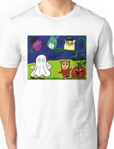Halloween Adventure Unisex T-Shirt