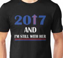 Still With Her 2017 Hillary T-Shirt Unisex T-Shirt