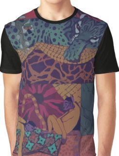 GLASS ANIMALS // JUNGLEBOOK Graphic T-Shirt