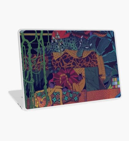 GLASS ANIMALS // JUNGLEBOOK Laptop Skin