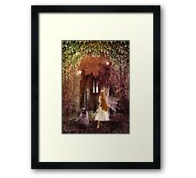 Faerie Road, A Fairytale Framed Print