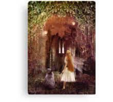 Faerie Road, A Fairytale Canvas Print