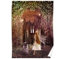 Faerie Road, A Fairytale Poster