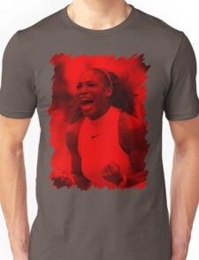 Serena Williams - Celebrity Unisex T-Shirt