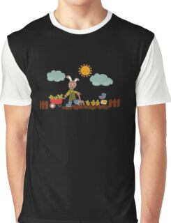 Harvest Time  Graphic T-Shirt