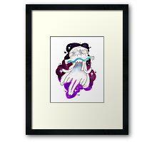 Nihilego UB-01 Framed Print