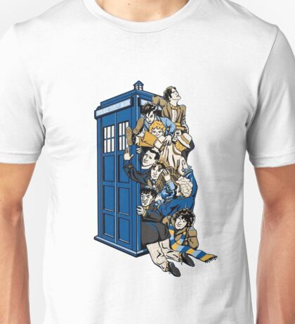doc's in a box Unisex T-Shirt