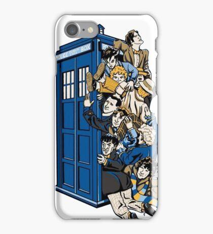 doc's in a box iPhone Case/Skin