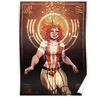 The Fifth Element: Leeloo Poster