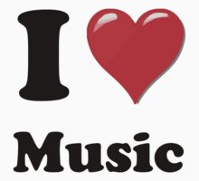 I Love Music by ColaBoy