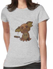 Mimikyu - Raichu Womens Fitted T-Shirt