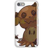 Mimikyu - Raichu iPhone Case/Skin