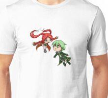 Super Smash Bros - Robins [Red/Green] Unisex T-Shirt
