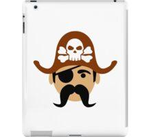 Pirate Captain iPad Case/Skin
