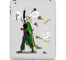 Princess Charming iPad Case/Skin