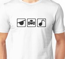 Pirate equipment Unisex T-Shirt