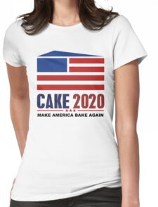 CAKE 2020 Womens Fitted T-Shirt