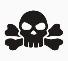 Skull bones Kids Clothes