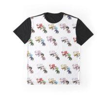Super Smash Bros - Robins Graphic T-Shirt