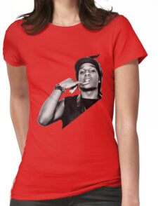 Asap Womens Fitted T-Shirt