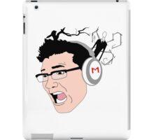 Markiplier and Slendy Fanart iPad Case/Skin