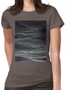 Dark Water Womens Fitted T-Shirt