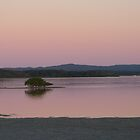 Serenety after Sunset! 'Tin Can Bay' Queensland. Australia. by Rita Blom