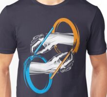 Drawing Portals T-Shirt Unisex T-Shirt