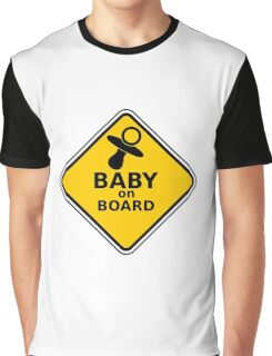 baby on board Graphic T-Shirt