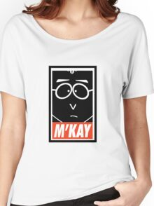 M'Kay Women's Relaxed Fit T-Shirt