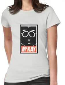 M'Kay Womens Fitted T-Shirt