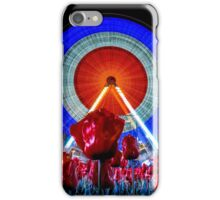 Ferris wheel, Floriade Nightfest 2016—calendar pages iPhone Case/Skin