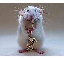 My Saxophone... Photographic Print