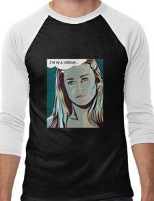I'm in a dream - Dolores, Westworld Men's Baseball ¾ T-Shirt