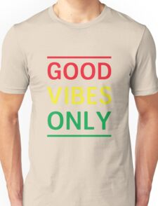 Good Vibes 6 Unisex T-Shirt
