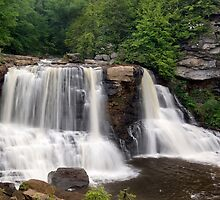 Blackwater Falls, a West Virginia Icon by Kenneth Keifer