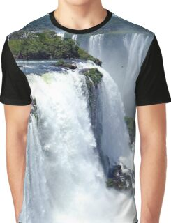 Iguazu Falls Graphic T-Shirt