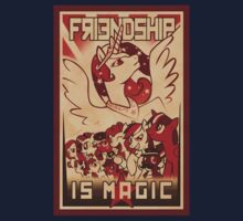Friendship is Magic Kids Tee