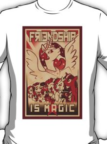 Friendship is Magic T-Shirt