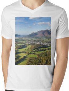 Keswick Mens V-Neck T-Shirt