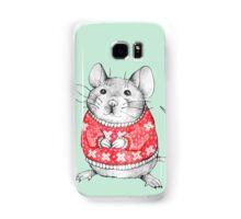 A Festive Mouse Samsung Galaxy Case/Skin