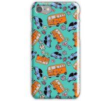 camper vans iPhone Case/Skin